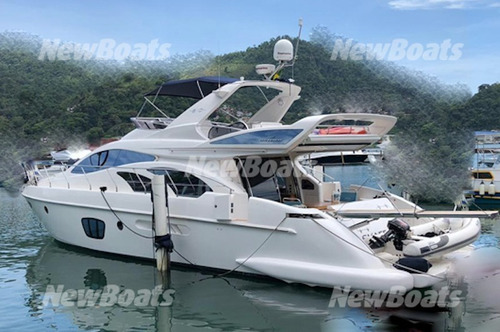 Intermarine 610 Full Ñ Ferretti Princess Azimut Schaefer