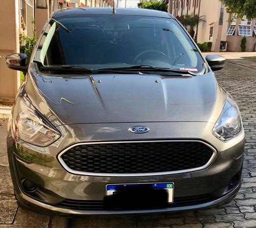 Ford Ka 2020 1.0 Se Flex 4p