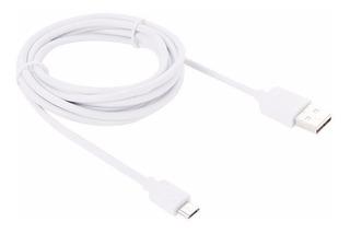 Cable Usb Largo Samsung Galaxy S7 S6 Edge S5 J2 J3 J4 J5 J6 J7 J8 Note 4 5 Datos 2m
