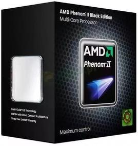 Processador Amd Phenom Ii X4 965 3.4ghz Black Edition Box