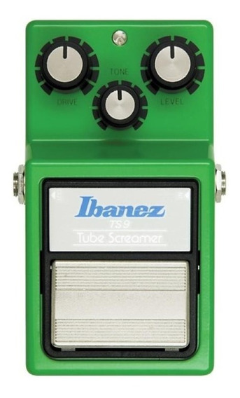 Pedal Para Guitarra Ibanez Ts9 Tube Screamer