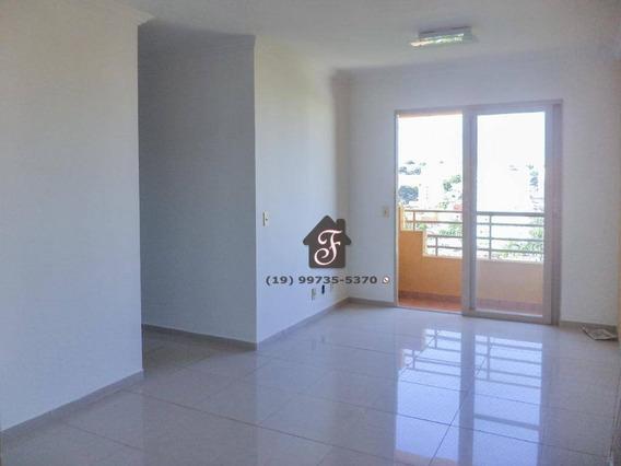 Apartamento À Venda, 66 M² - Bonfim - Campinas/sp - Ap1475