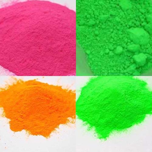 Pigmento Fluor En Polvo 50grs