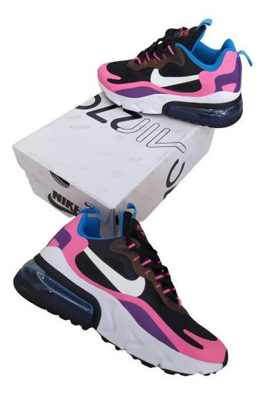 Zapatos Nike Airmax 270 React Damas