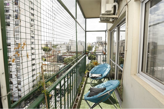 Depto C/balcon Exc.luminosidad Vista Abierta