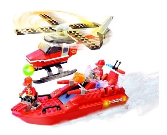 Blocos De Montar 201 Peças - Brinquedo Educativo Tipo Lego