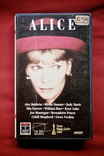Vhs Alice - Woody Allen
