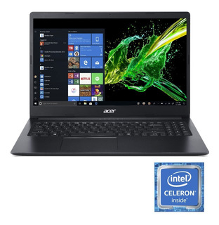 Notebook Acer Aspire Intel Celeron 4gb Ram 64gb 15.6
