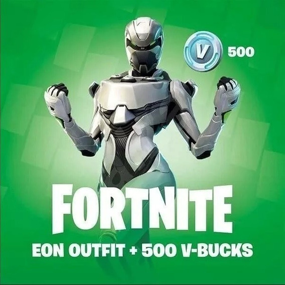 Eon Skin + 500 Vbucks Fortnite