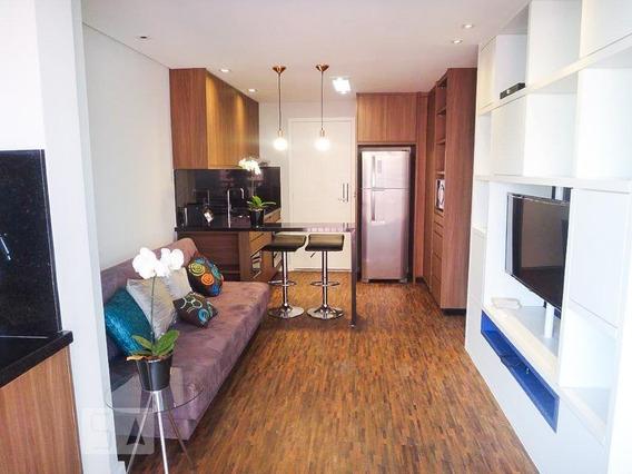 Apartamento Para Aluguel - Bela Vista, 1 Quarto, 40 - 893054033