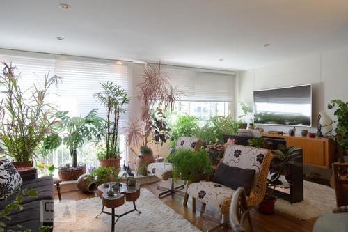 Apartamento À Venda - Higienópolis, 1 Quarto,  110 - S893123976