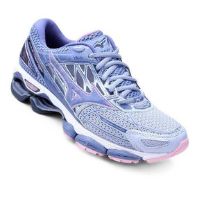 Tenis Feminino Mizuno Wave Creation 19 100% Original
