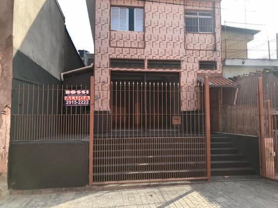 Salão Para Alugar, 150 M² Por R$ 2.100/mês - Vila Prudente - São Paulo/sp - Sl0148