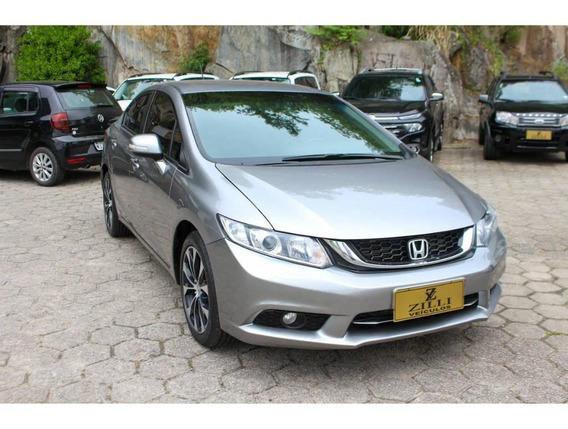 Honda Civic Lxr 2.0 At