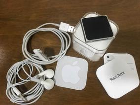Apple iPod Nano 6a Geração Silver 16gb Com Rádio - Completo