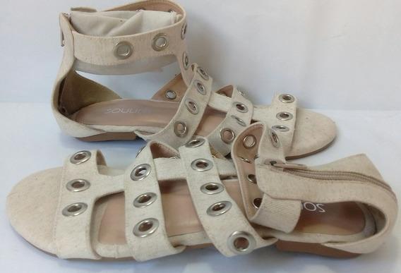Sandália - Gladiador - Soulier