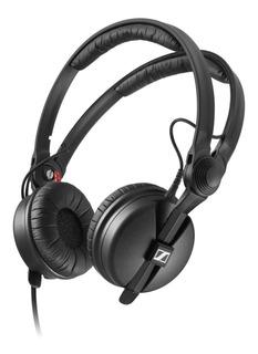 Auriculares Sennheiser HD 25 black