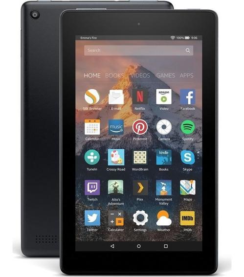 Tablet Android Amazon Hd8 - 16gb Wifi Câm 8ª Geração C/alexa