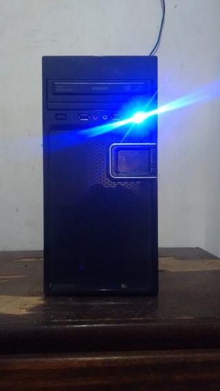 Pc Processador Core 2 Duo, 4 Gb Memória, Hd 320 Gb