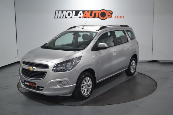 Chevrolet Spin 1.8 Ltz M/t 7as Mt 2018-imolaautos-