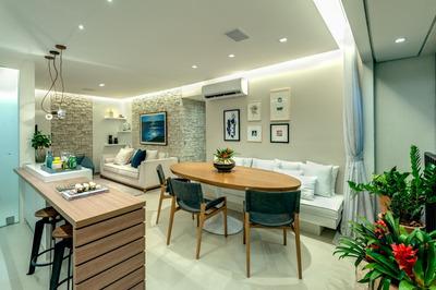 Apartamento Em Setor Marista, Goiânia/go De 62m² 2 Quartos À Venda Por R$ 372.920,00 - Ap161288
