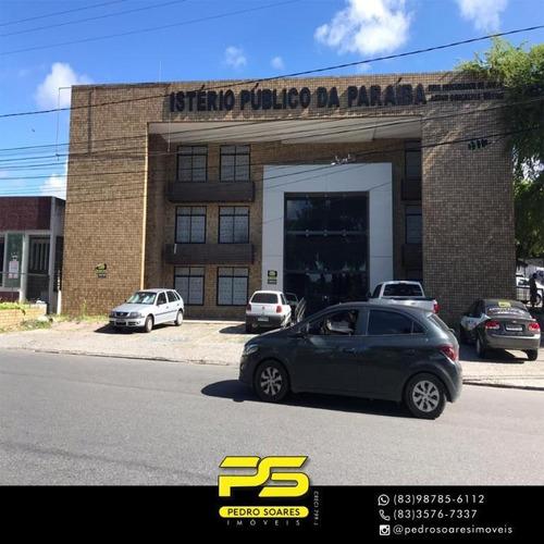 Imagem 1 de 1 de Ponto Para Alugar, 800 M² Por R$ 18.000/mês - Centro - João Pessoa/pb - Pt0022