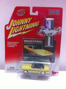 Shelby Gt- 350 Conversivel 1969 Johnny Lightning