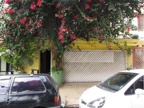 Casa - Vila Mariana - Ref: 195145 - V-195145