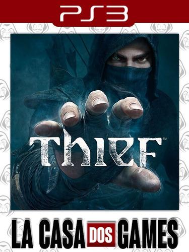 Thief - Psn Ps3 - Promoção - Pronta Entrega