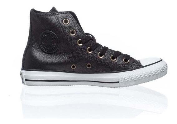 Bota Converse Ct All Star Leather Hi 138416b