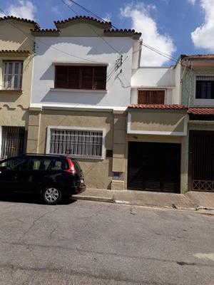 Sobrado Residencial À Venda, Belenzinho, São Paulo - Ca0253. - Ca0253