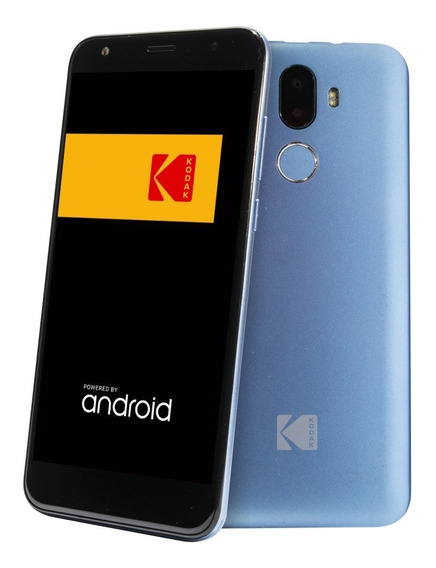Celular Kodak Smartway T1 18:9 5.5 1gb Ram 16gb Azul Jmt