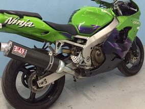 Moto Kawasaki Zx9 Impecável Original N É Hornet Z750 Xj6