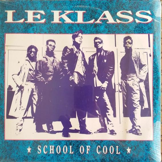 Lp Importado Leklass Charme R&b School Of Cool Lacrado