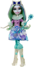 Ever After High Feitiço De Inverno - Crystal Winter - Mattel