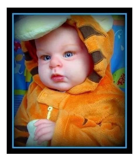 Vendo Alicia - Bebê Reborn Vinil Siliconado Corpo Veludo