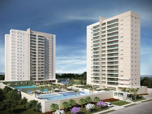 Apartamento Com 3 Dormitórios À Venda, 140 M² Por R$ 879.000 - Edifício Saint-tropez - Sorocaba/sp, Próximo Ao Shopping Iguatemi. - Ap0008 - 67639630