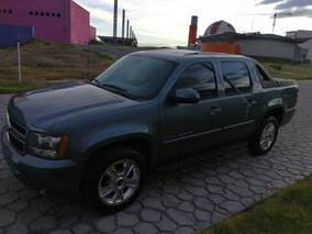 Chevrolet Avalanche 5.3 B Lt Aa Ee Cd Piel Qc 4x4 At 2009