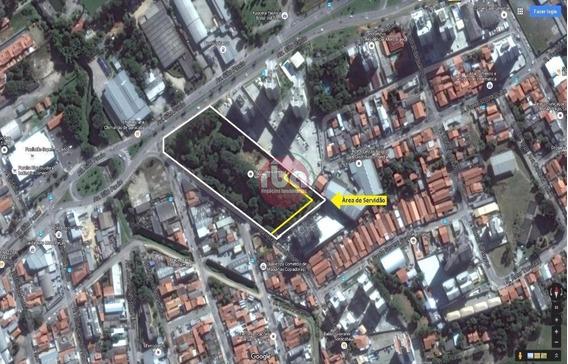 Área Residencial À Venda, Além Ponte, Sorocaba - Ar0026. - Ar0026