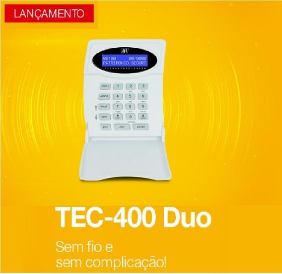 Teclado Sem Fio Jfl Tec-400 Duo