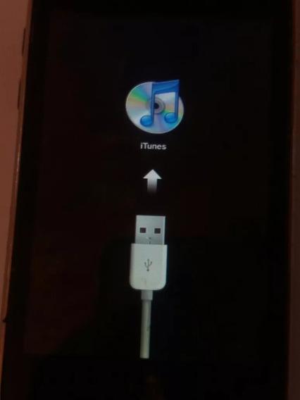 Aplle iPod 8 Gb Para Retirar Peças S/ Botao Home Nao Liga