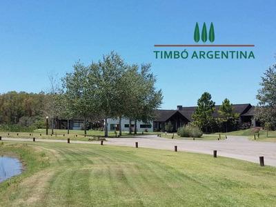 Vendo Lote Terreno En Campo Tiembo-oliveros-1200m2