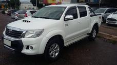 Toyota Hilux Cd Srv D4-d 4x4 3.0 Tdi Diesel Aut 2013