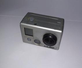 Câmera Go Pro Hero 2 + Kit Acessórios
