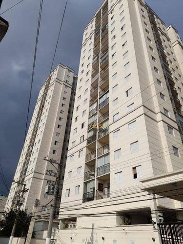 Imagem 1 de 17 de Apartamento Com 3 Dormitórios À Venda, 64 M² Por R$ 345.000,00 - Gopoúva - Guarulhos/sp - Ap0942