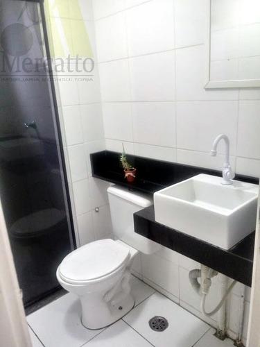 Imagem 1 de 13 de Apartamento Em Vila Indiana  -  Taboão Da Serra - 2687