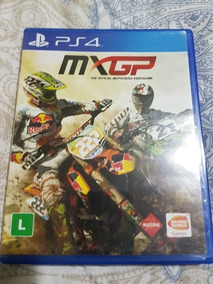 Jogo Mxgp - Ps4 Original Moto Sport