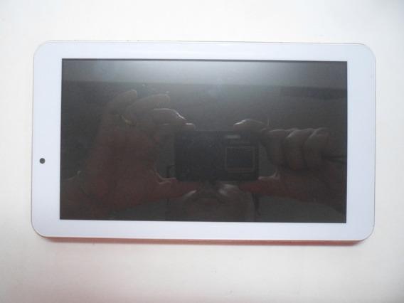 Tablet Multilaser M7s Plus 7 8gb Rosa/branco Memória Ram 1gb