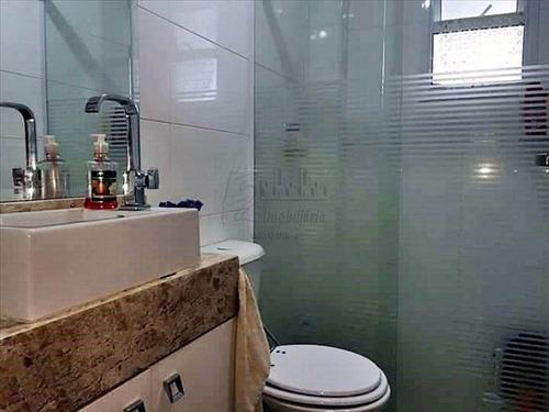 Fd199 - Apartamento 3 Dormitorios, Suite No Canto Do Forte Em Praia Grande Com Lazer Completo. - Fd199