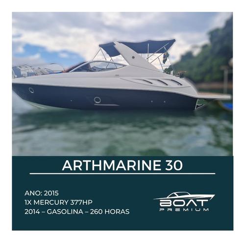 Arthmarine 30 , 2015, 1x Mercury 377hp - Bayliner - Magnum -